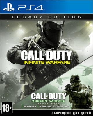Call of Duty: Infinite Warfare Legacy Edition (ps4)