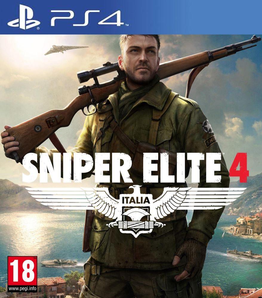игра Sniper Elite 4 скачать бесплатно через торрент - фото 4