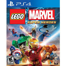 LEGO: Marvel Super Heroes (PS4)