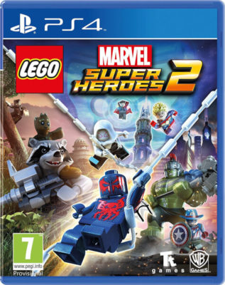 LEGO: Marvel Super Heroes 2 (PS4)