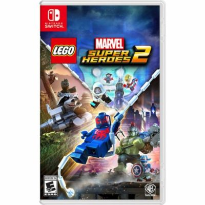 LEGO: Marvel Super Heroes 2 (NS)