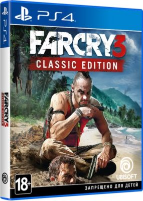 Far Cry 3. Classic Edition (PS4)