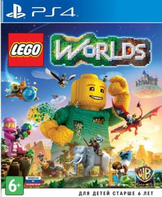 LEGO: Worlds (PS4)
