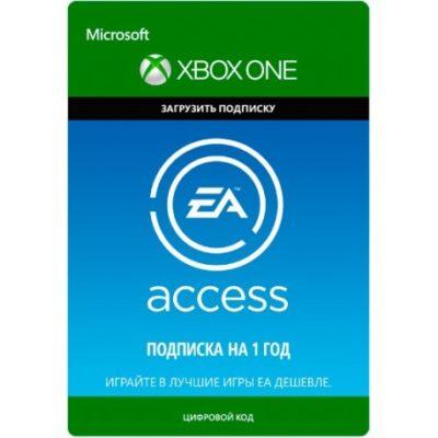 EA ACCESS — 12 МЕСЯЦЕВ (XBOX ONE/ВСЕ РЕГИОНЫ)