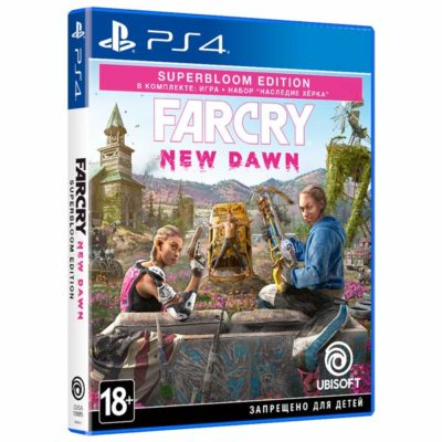 Far Cry New Dawn. Superbloom Edition (PS4)