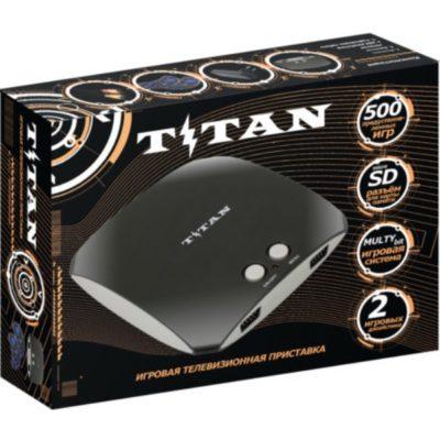 Sega Magistr Titan 3 (500 встроенных игр)