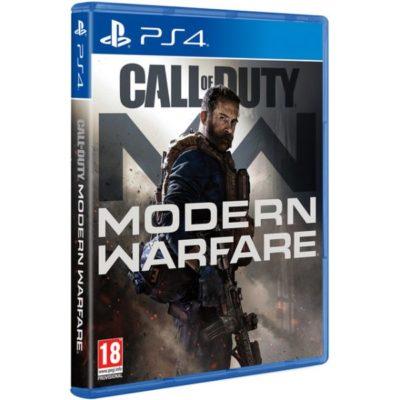 Call of Duty: Modern Warfare 2019 (PS4) — Русская Версия — Диск