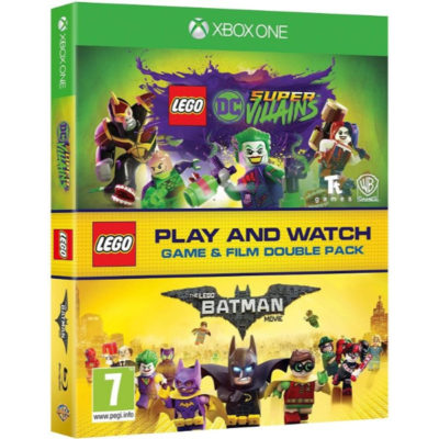 LEGO DC Super-Villains & LEGO Batman Movie — Double Pack (Xbox One)