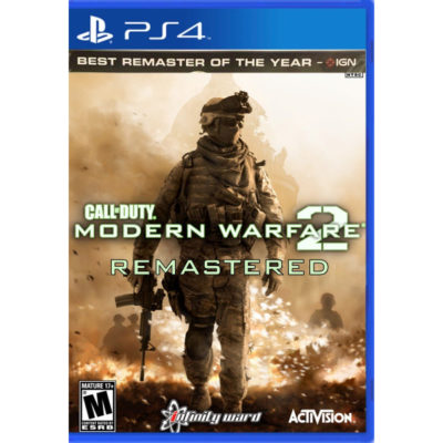 Call of Duty Modern Warfare 2 Campaign Remastered (PS4) — Аккаунт