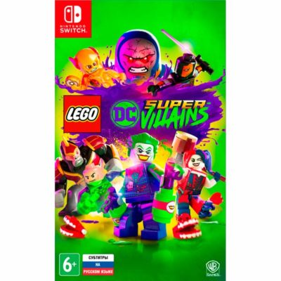 LEGO DC Super-Villains (NS)