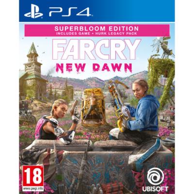 Far Cry New Dawn. Superbloom Edition (PS4)