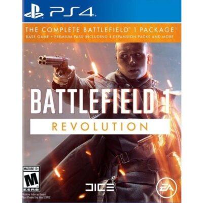 Battlefield 1. Революция (PS4)