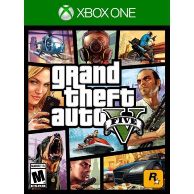 Grand Theft Auto V ( GTA 5) (XBOX ONE)