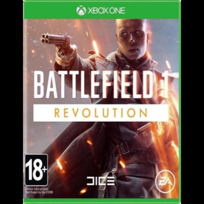 Battlefield 1 Революция (XBOX ONE)