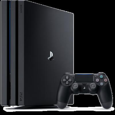 Sony PlayStation 4 Pro 2TB Black