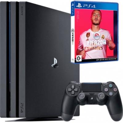 Sony Playstation 4 PRO 1TB + FIFA 20